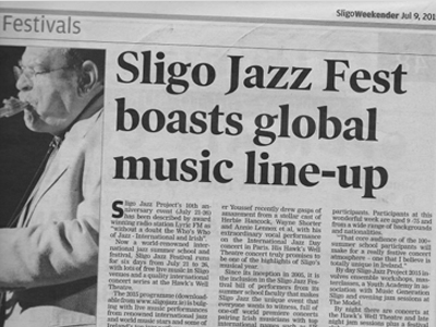 Sligo Weekender July 9