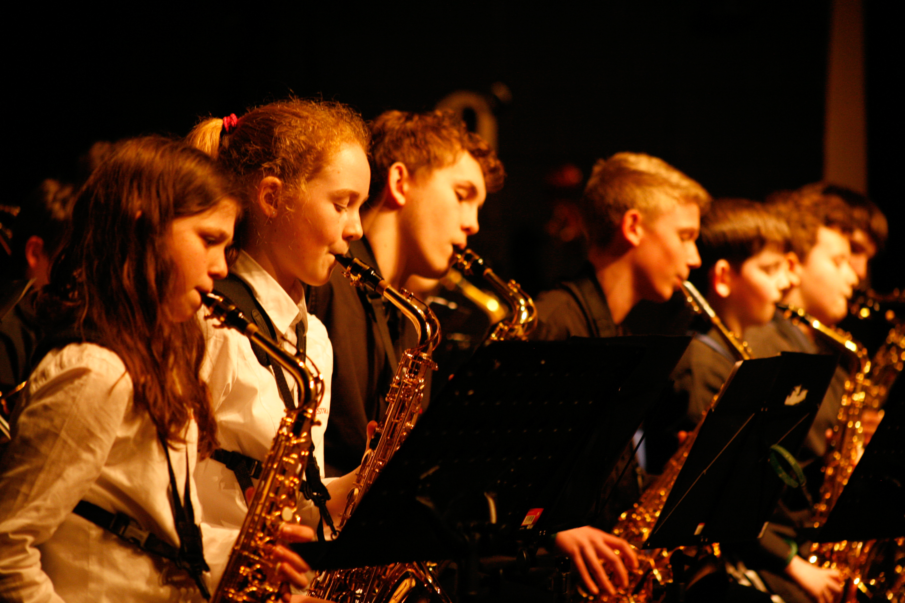 Sligo Academy of Music Jazz Orchestra